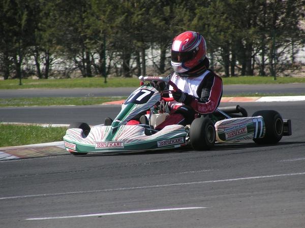Первый этап Чемпионата и Первенства Беларуси по картингу образца 2010 года